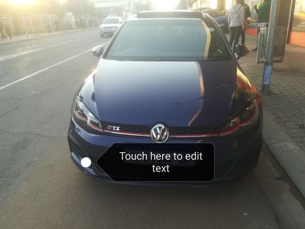 2018 Volkswagen Golf VI GTI 2.0 TSI DSG Cabriolet Gauteng Germiston_0
