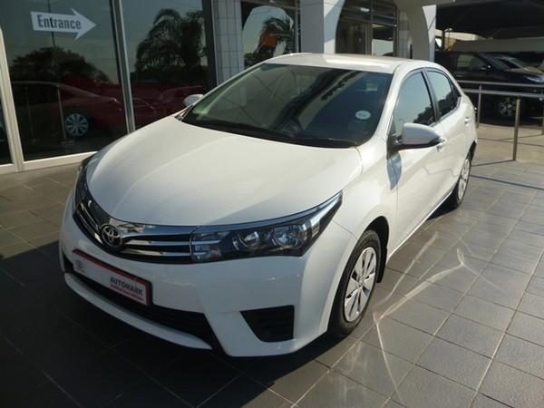 2015 Toyota Corolla 1.3 Esteem Kwazulu Natal Durban North_0