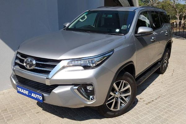 2018 Toyota Fortuner NEW SPEC 2.8GD-6 RB Auto  Mpumalanga Nelspruit_0