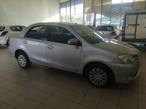 2014 Toyota Etios 1.5 Xs 5dr  Gauteng Kempton Park_0