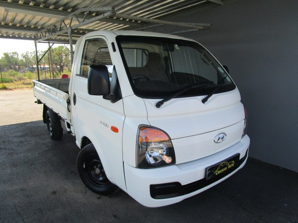 2014 Hyundai H100 Bakkie 2.6d Fc Ds  Gauteng North Riding_0