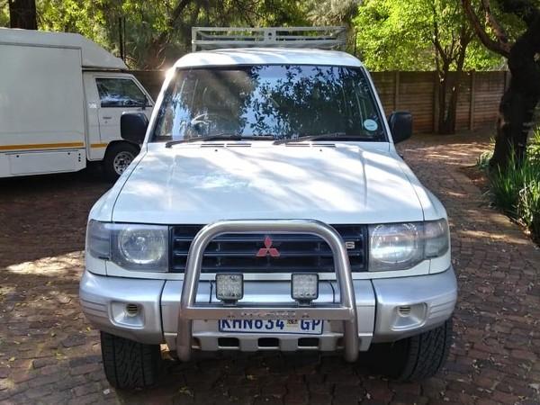 2000 Mitsubishi Pajero 3.5 Gls  Gauteng Waterkloof_0