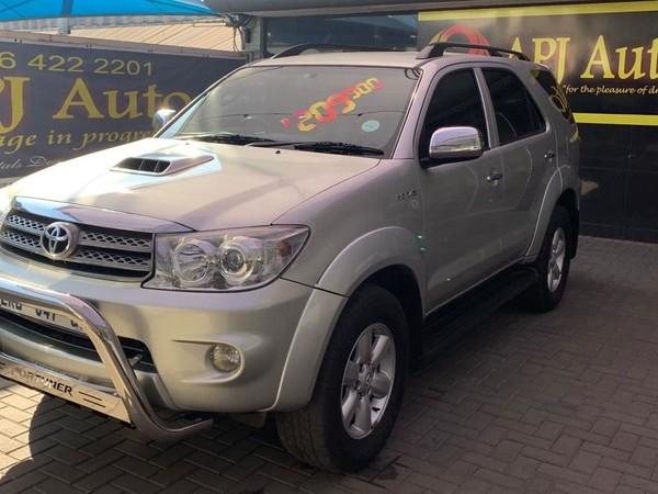 2010 Toyota Fortuner 3.0d-4d Rb  Gauteng Vereeniging_0