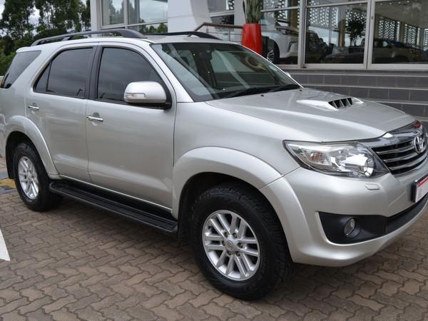 2013 Toyota Fortuner 3.0d-4d 4x4  Kwazulu Natal Hillcrest_0