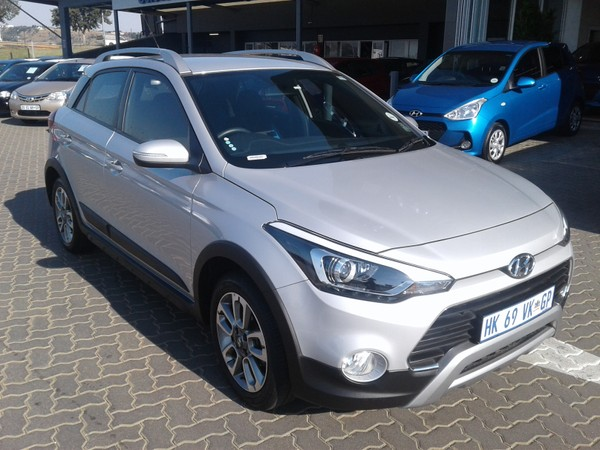 2018 Hyundai i20 1.4 Active Gauteng Roodepoort_0