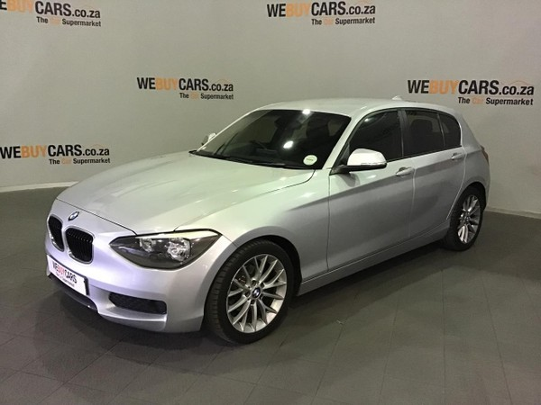 2012 BMW 1 Series 116i 5dr f20  Kwazulu Natal Durban_0