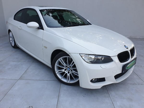 2009 BMW 3 Series 335i Coupe Sport At e92  Gauteng Four Ways_0