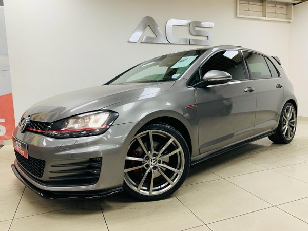 2016 Volkswagen Golf 7 GTi PERFORMANCE PACK DSG PAN ROOF Gauteng Benoni_0