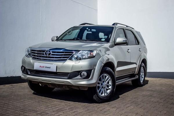 2012 Toyota Fortuner 4.0 V6 Rb At  Gauteng Johannesburg_0
