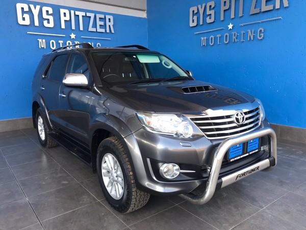 2015 Toyota Fortuner 3.0d-4d 4x4 At  Gauteng Pretoria_0