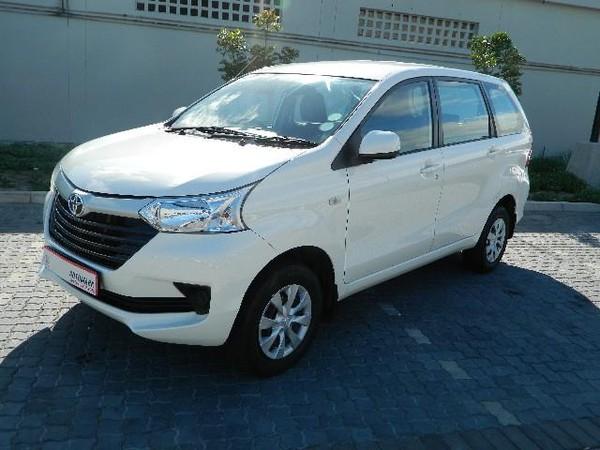 2018 Toyota Avanza 1.5 SX Western Cape Rondebosch_0