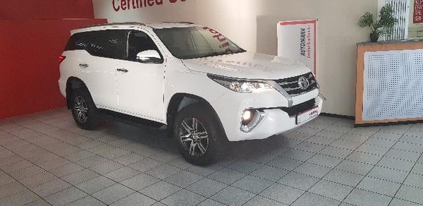 2017 Toyota Fortuner 2.4GD-6 RB Auto Gauteng Springs_0