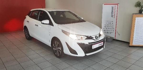 2018 Toyota Yaris 1.5 Xs CVT 5-Door Gauteng Springs_0