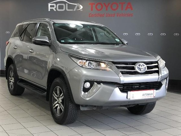 2018 Toyota Fortuner 2.4GD-6 RB Auto Western Cape Somerset West_0