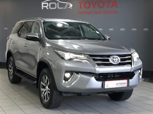 2018 Toyota Fortuner 2.8GD-6 4X4 Auto Western Cape Somerset West_0