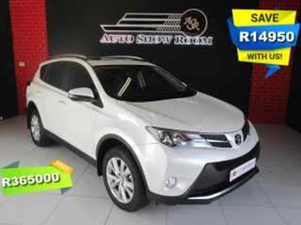 2015 Toyota Rav 4 2.2D VX Auto Gauteng Kempton Park_0