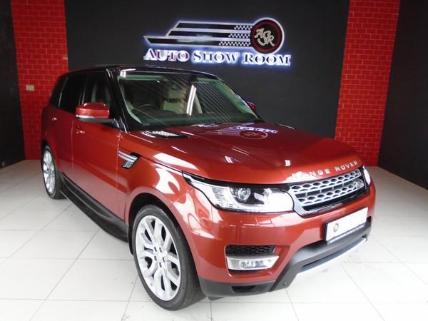 2014 Land Rover Range Rover Sport 3.0 SDV6 HSE Gauteng Kempton Park_0