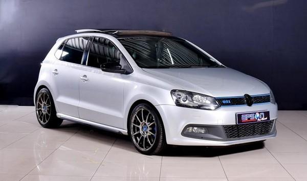 2014 Volkswagen Polo Gti 1.4tsi Dsg  Gauteng Nigel_0