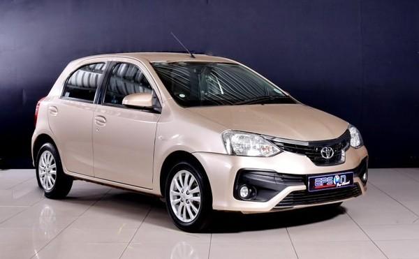 2017 Toyota Etios 1.5 Xs 5dr  Gauteng Nigel_0