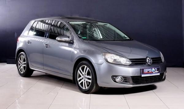 2011 Volkswagen Golf Vi 1.4 Tsi Comfortline  Gauteng Nigel_0