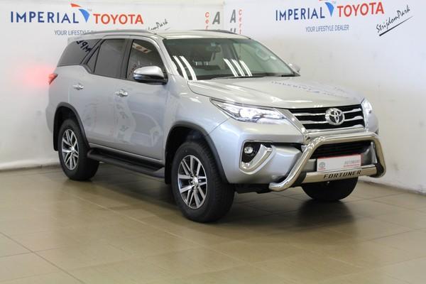 2019 Toyota Fortuner 2.8GD-6 4X4 Auto Gauteng Randburg_0