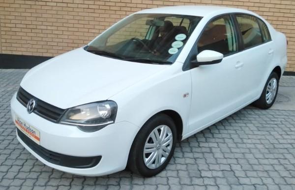 2015 Volkswagen Polo Vivo GP 1.6 Trendline Mpumalanga Nelspruit_0