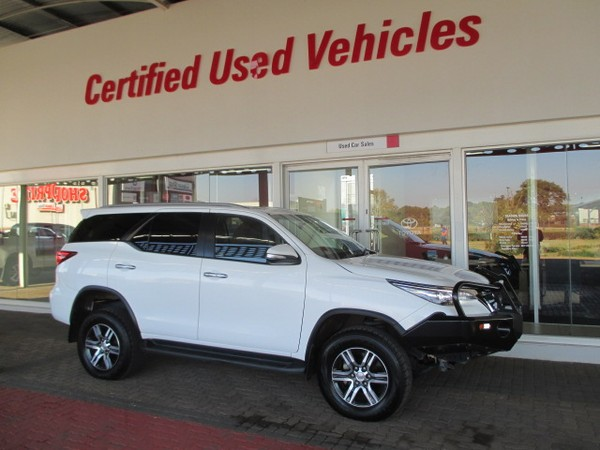 2016 Toyota Fortuner 2.8GD-6 4X4 Auto Limpopo Limpopo_0