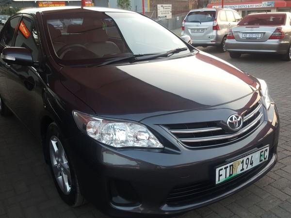 2012 Toyota Corolla 1.6 Heritage  Mpumalanga Nelspruit_0