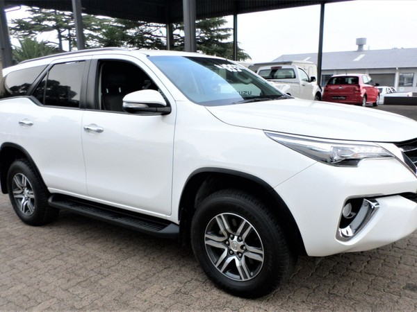 2016 Toyota Fortuner 2.8GD-6 4X4 Mpumalanga Ermelo_0