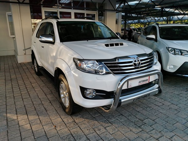 2015 Toyota Fortuner FORTUNER 3.0 D4D AUTO  R5999 pm TCs apply Western Cape Robertson_0