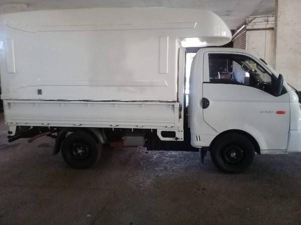 2015 Hyundai H100 Bakkie 2.6d Ac Fc Ds  Gauteng Lenasia_0
