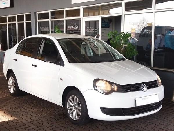 2014 Volkswagen Polo Vivo 1.6 Trendline Gauteng Centurion_0