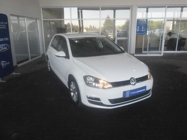 2015 Volkswagen Golf VII 1.4 TSI Comfortline Mpumalanga Secunda_0