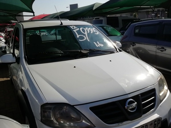 2012 Nissan NP200 1.6  Pu Sc  Gauteng Boksburg_0