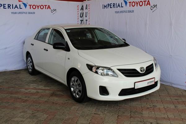 2018 Toyota Corolla Quest 1.6 Gauteng Johannesburg_0