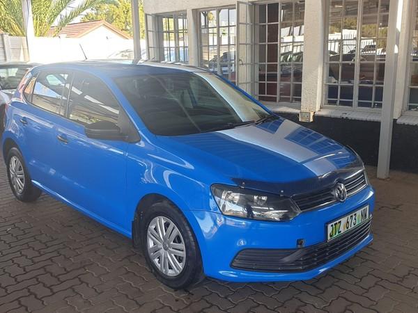 2014 Volkswagen Polo 1.2 TSI Trendline 66KW Gauteng Centurion_0