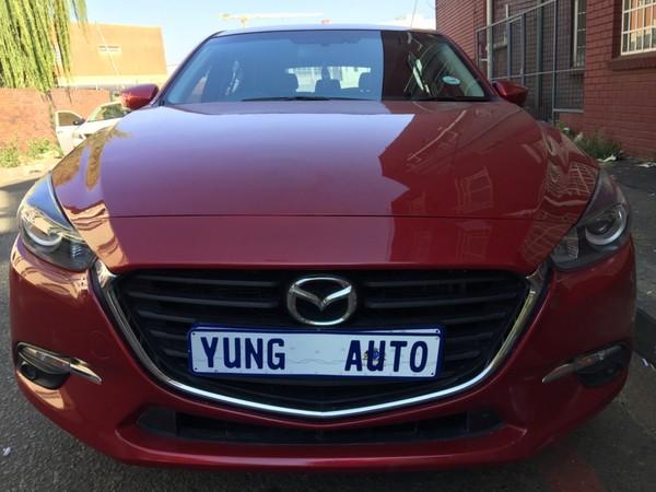 2018 Mazda 3 1.6 Active 5-Door Gauteng Johannesburg_0