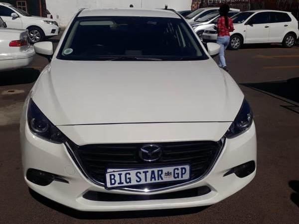 2017 Mazda 3 1.6 Dynamic 5-Door Auto Gauteng Johannesburg_0