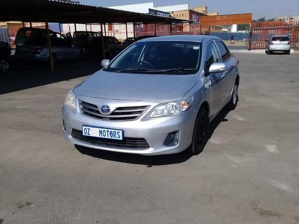 2011 Toyota Corolla 1.6 Professional  Gauteng Sandton_0