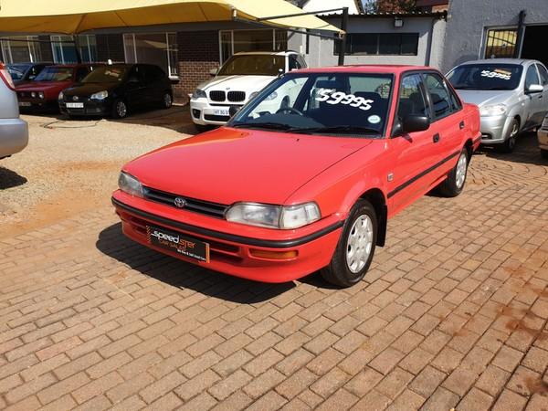 1996 Toyota Corolla 160i Gle  Gauteng Boksburg_0