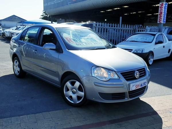 2007 Volkswagen Polo 1.6 Comfortline  Western Cape Parow_0