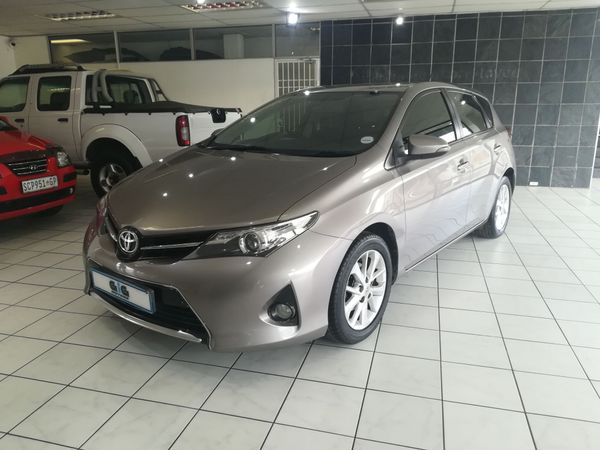 2014 Toyota Auris 1.6 XS  One owner Gauteng Edenvale_0