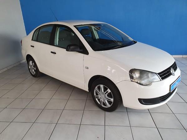 2010 Volkswagen Polo Vivo 1.4 Trendline Gauteng Pretoria_0