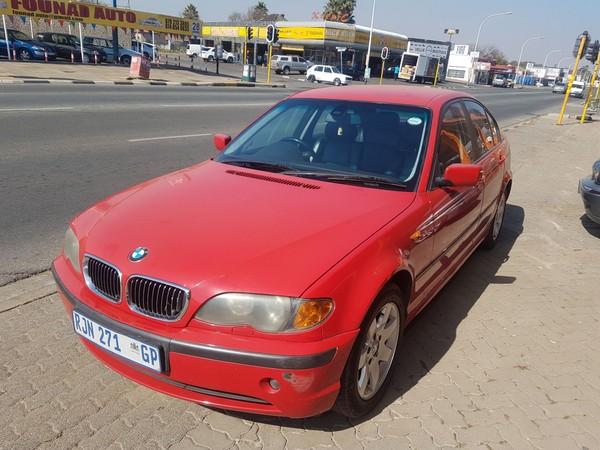 2005 BMW 3 Series 320d Exclusive At e46fl  Gauteng Boksburg_0