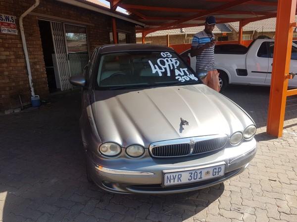 2003 Jaguar X-Type 3.0 Se At  Gauteng Boksburg_0