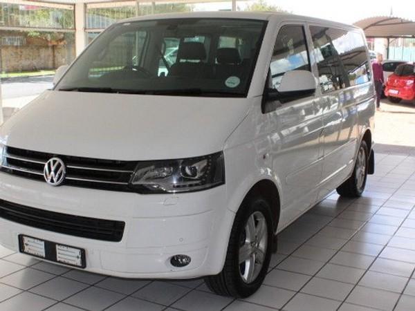 2014 Volkswagen Caravelle 2.0 Bitdi  Gauteng Nigel_0