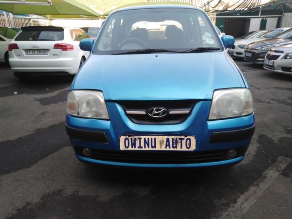 2006 Hyundai Atos Atoz Prime 1.0  Gauteng Johannesburg_0