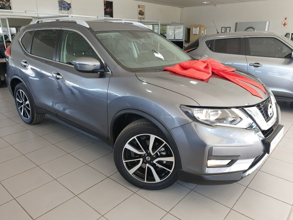 2019 Nissan X-trail 2.5 Acenta PLUS 4X4 CVT 7S North West Province Lichtenburg_0