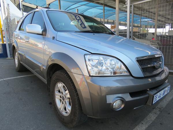 2006 Kia Sorento 3.5 V6 4x4 At  Gauteng Johannesburg_0