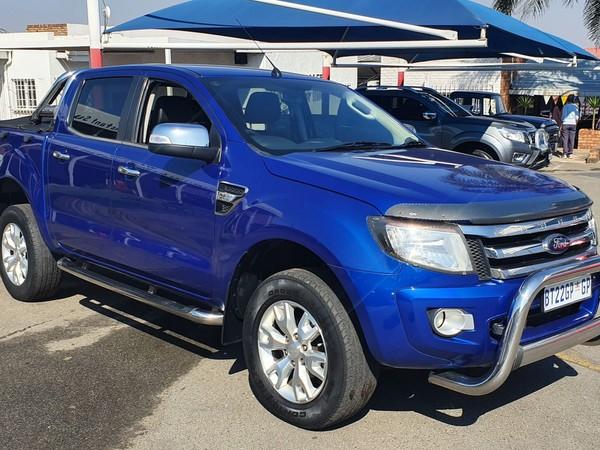 2012 Ford Ranger 3.2tdci Xlt At  Pu Dc  Gauteng Alberton_0